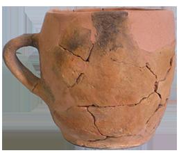 Restored Neolithic Tankard