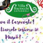 laboratori Arriva il Carnevale 2018 in villa baciocchi