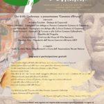 conferenza e presentazione progetto Cammino d'etruria. visite guidate ai musei di Villa Baciocchi