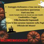 inviateci le foto delle vostre maschere per qust'anno #halloweenacasa.. e taggate #villabaciocchi